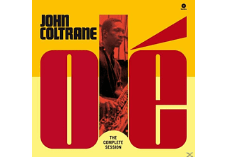 John Coltrane - Olé Coltrane-The Complete Se  - (Vinyl)