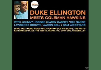 Duke Ellington - Meets Coleman Hawkins+1 Bonu  - (Vinyl)