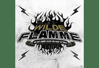 Wilde Flamme - Die Zeit Kommt Allein  - (CD)