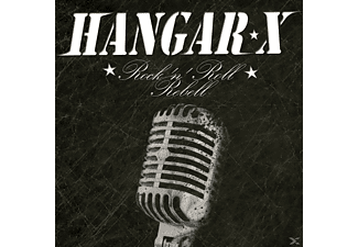 Hangar X - Rocknroll Rebell (Re-Release)  - (CD)
