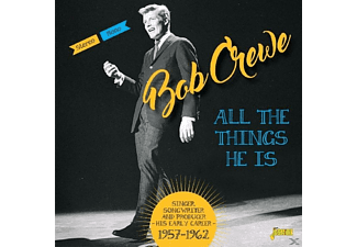 Bob Crewe - All The Things He Is  - (CD)