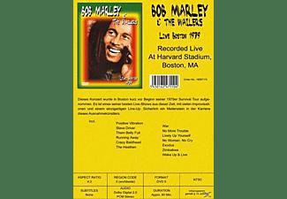 Bob Marley, The Wailers - Live Boston 1979  - (DVD)