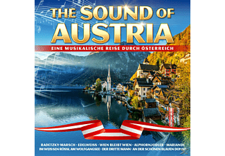 VARIOUS - The Sound Of Austria - (CD)