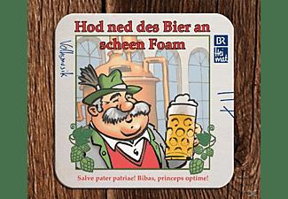 VARIOUS - Hot ned des Bier an scheen foam  - (CD)