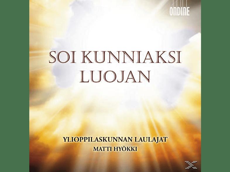 Matti Hyökki, Yl Male Voice Choir - Soi Kunniaksi Luojan [CD]