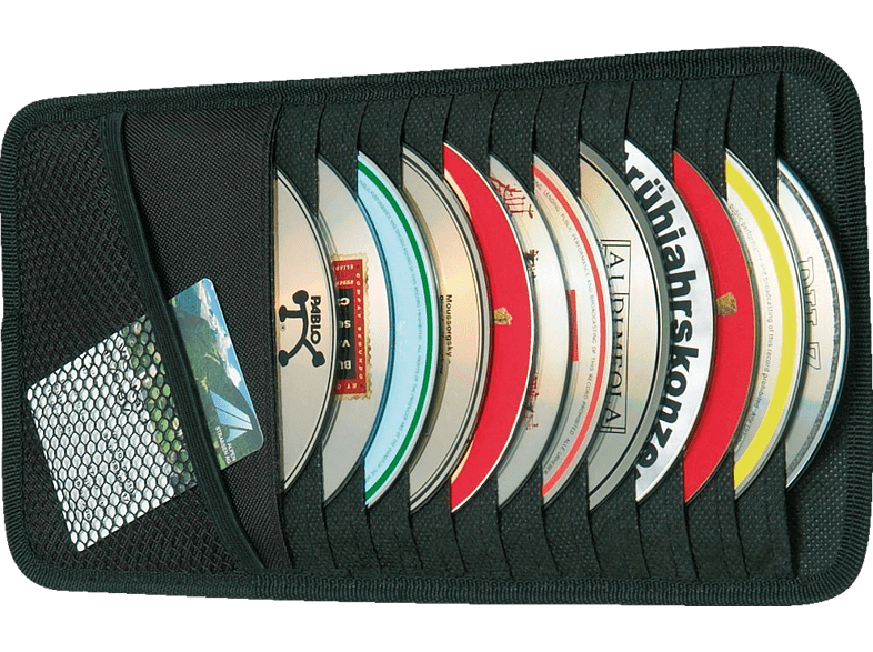 CASE-LOGIC CDV 12 Tasche