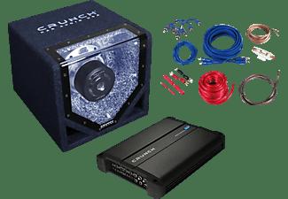 CRUNCH CPX1000.4 Basspaket