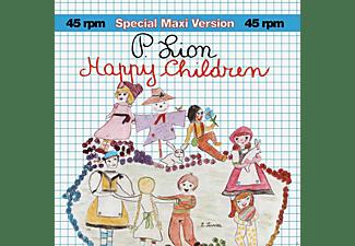 P. Lion - Happy Children  - (Vinyl)