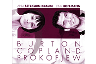 Anja Setzkorn-Krause, Jens Hoffmann - Burton / Copland / Prokofjew [CD]