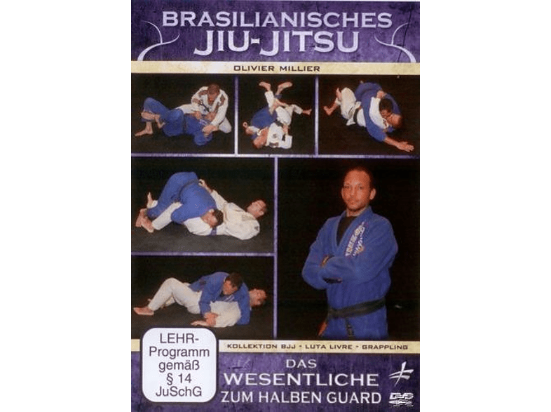 Brasilianisches Jiu Jitsu - Das Wesentliche zum Halben Guard [DVD]