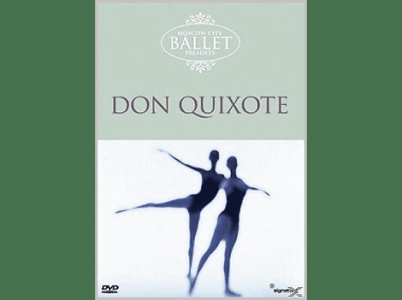Don Quixote - Moscow City Ballet [DVD]