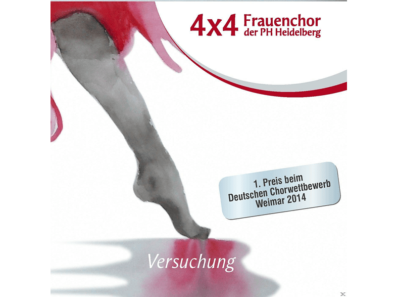 4x4 Frauenchor Der Ph Heidelberg - Versuchung [CD]