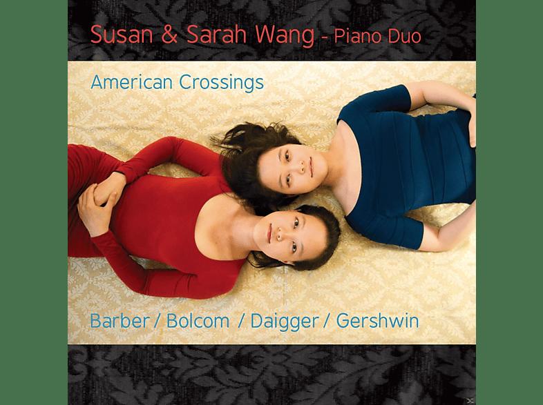 Susan & Sarah Wang - American Crossings [CD]
