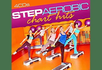 VARIOUS - Step Aerobic: Chart Hits  - (CD)