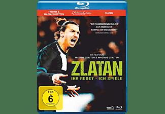 Zlatan Blu-ray