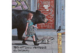 Red Hot Chili Peppers - The Getaway  - (Vinyl)
