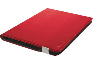 TRUST Primo Etui Tablethülle Bookcover für Universal, Rot
