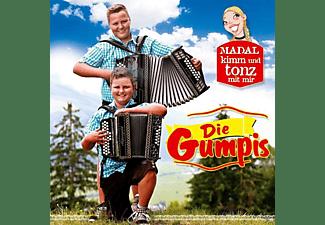 Die Gumpis - Madal kimm und tonz mit mir  - (CD)