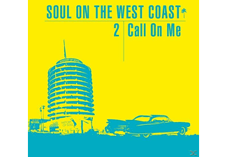 VARIOUS - Soul On The West Coast 2 Call On - (CD)