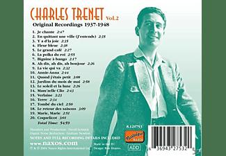 Charles Trenet - Je Chante  - (CD)