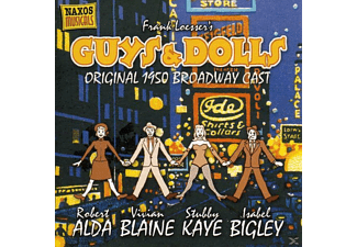 VARIOUS - Guys & Dolls  - (CD)