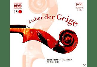 Nishizaki Takako - Zauber Der Geige  - (CD)