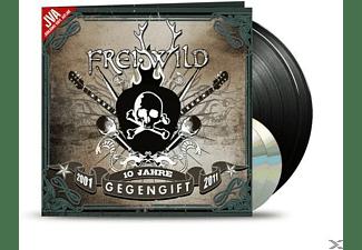 Frei.Wild - Gegengift (Jva-Jubiläums Vinyl Auflage)  - (LP + Bonus-CD)