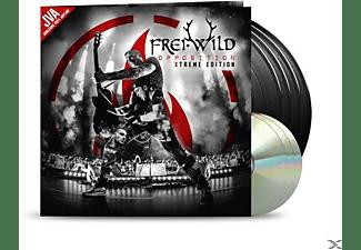 Frei.Wild - Opposition (Jva-Jubiläums Vinyl Auflage)  - (CD)