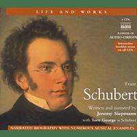 VARIOUS, SIEPMANN, JEREMY/GEORGE, TOM - Life & Works-Franz Schubert - (CD)