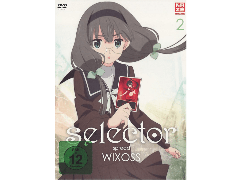 Selector Spread Wixoss - DVD Box Vol. 2 [DVD]