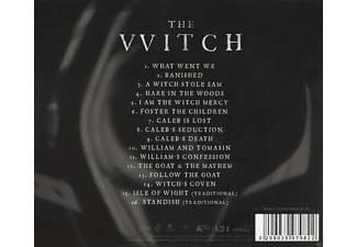 Mark Korven - The Witch  - (CD)