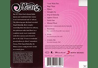 Heart - Dog & Butterfly  - (CD)