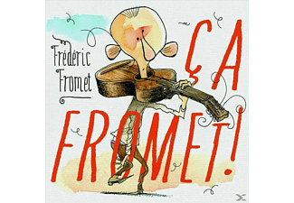 Frederic Fromet - Ca Fromet! - (CD)