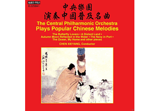 Central Philharmonic Orchestra - Popular Chinese Melodies - (CD)