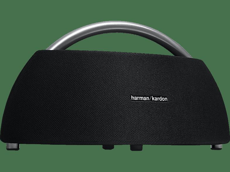 HARMAN KARDON GO + PLAY Bluetooth Lautsprecher, Schwarz