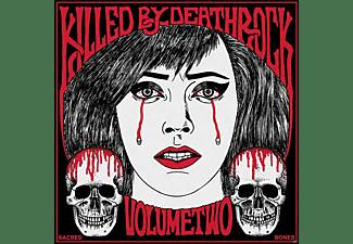VARIOUS - Killed By Deathrock Vol.2  - (CD)