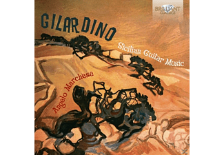 Angelo Marchese, Adalgisa Badaano - Sicilian Guitar Music  - (CD)