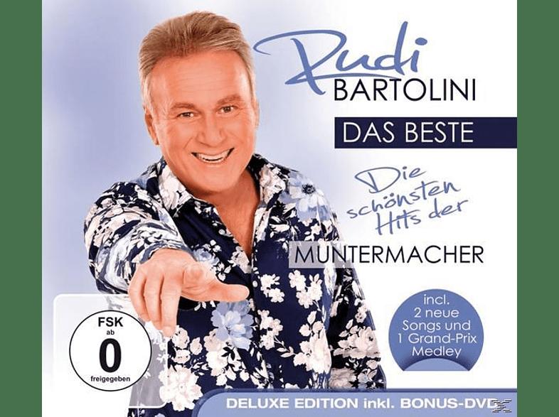 Rudi Bartolini - Das Beste-Die schönsten Hits [CD + DVD Video]