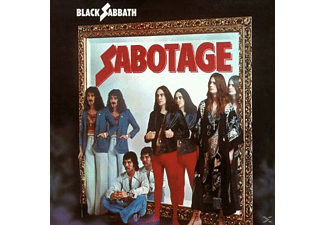 Black Sabbath - SABOTAGE (REMASTERED DIGIPAK) - (CD)