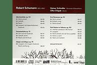 Heiner Schindler, Olha Chipak - Werke für Klarinette [CD]