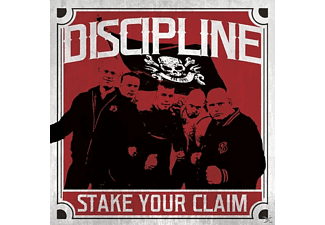 Discipline - Stake Your Claim  - (CD)