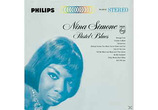 Nina Simone - Pastel Blues (Back To Black+DL-Code) - (Vinyl)