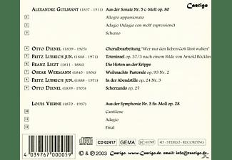 Andreas Sieling - DIE WALCKER-ORGEL ROSTOCK  - (CD)