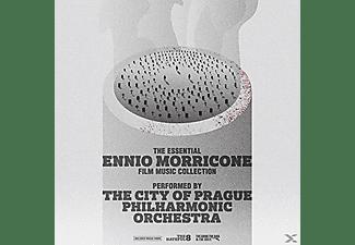 The City Of Prague Philharmonic Orchestra - The Essential Ennio Morricone  - (CD)