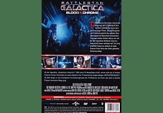 Battlestar Galactica: Blood & Chrome DVD