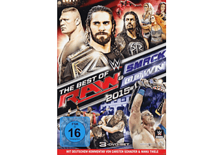The Best Of RAW And Smackdown 2015 - (DVD)