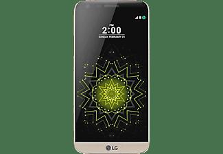 """Móvil - LG G5, 32GB, pantalla 5.3"""" QHD, Quad-Core, red 4G, Gris Titán"""