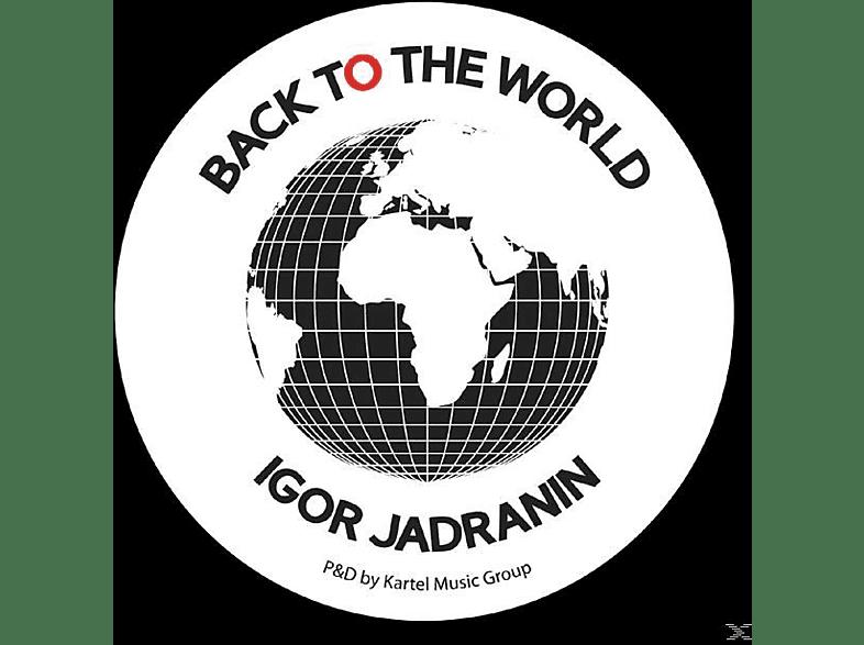 Igor Jadranin - The Boulevardd EP [Vinyl]