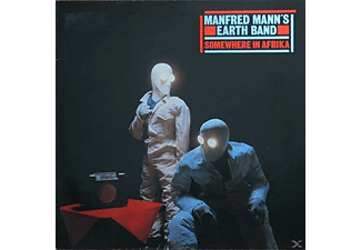 Manfred Mann's Earth Band - Somewhere In Africa  - (Vinyl)