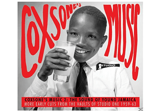 VARIOUS - Coxsone's Music 2 (1959-1963) - (CD)